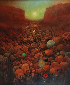 Zdzislaw-Beksinski-peinture-painting-art-artiste-artist-99