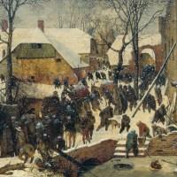 Bruegel : histoires au cœur de l'hiver