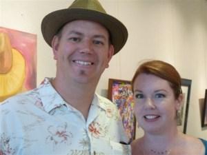 Bob and Kathleen Noonan at the