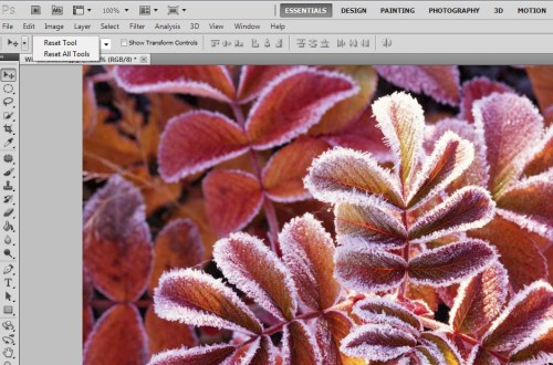 reset tools photoshop Tips en Tricks Studio-37