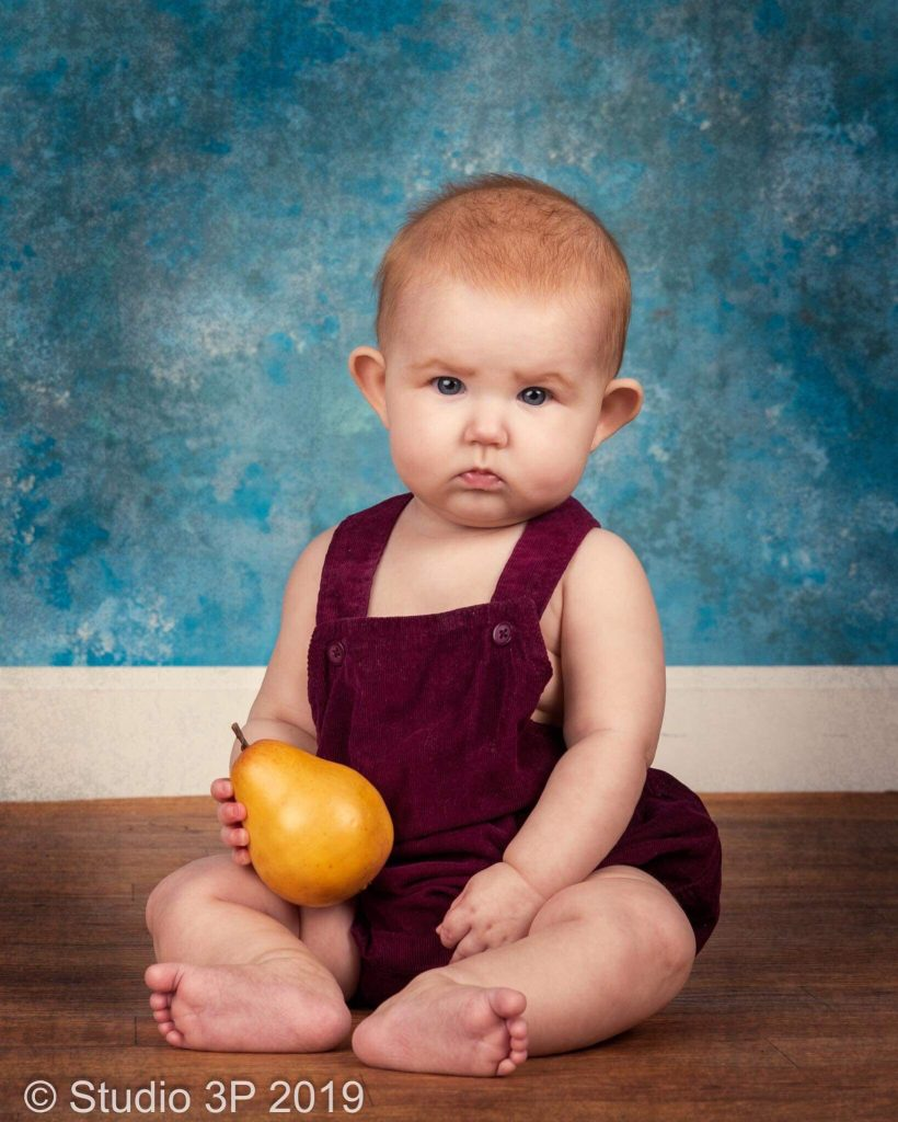 Baby portraits in Columbia SC