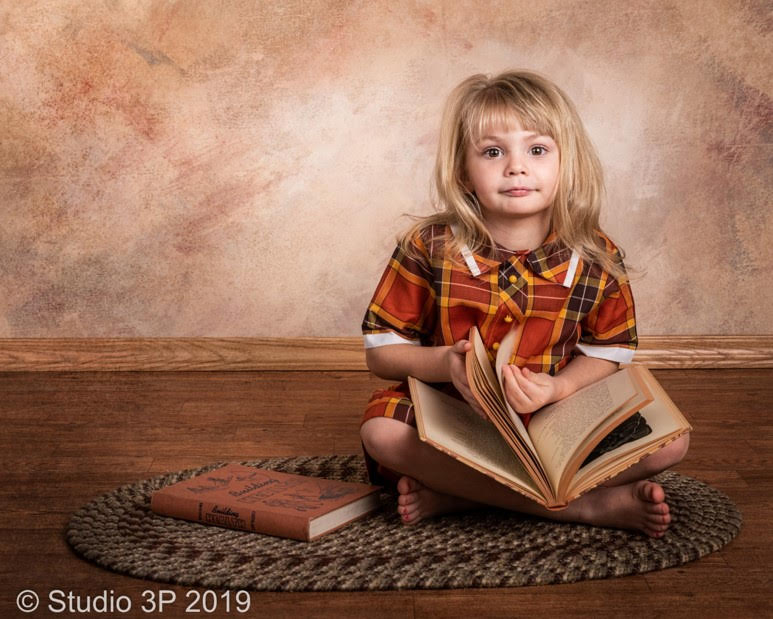 Cute Child Portraits