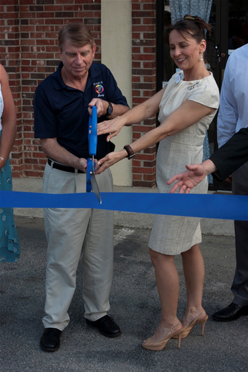 Studio 3 P Ribbon Cutting In Irmo, SC