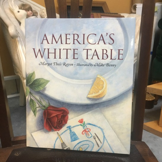 America's White Table book