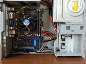 ブック型デスクトップPC製作