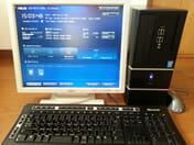 ミニタワーデスクトップPC製作
