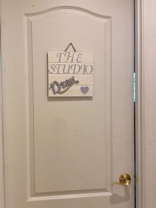pam's office door