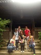 9月22日(木)に開催する館外イベント【お寺でヨガ】の