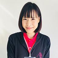 アズ岡山店フロントスタッフ 樋口優子