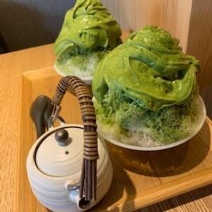 京都でかき氷