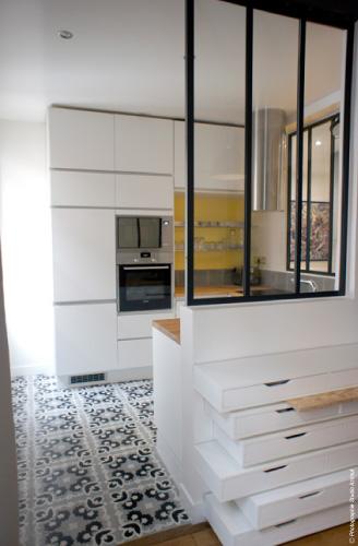 Architecture et dcoration maison appartement industrielle