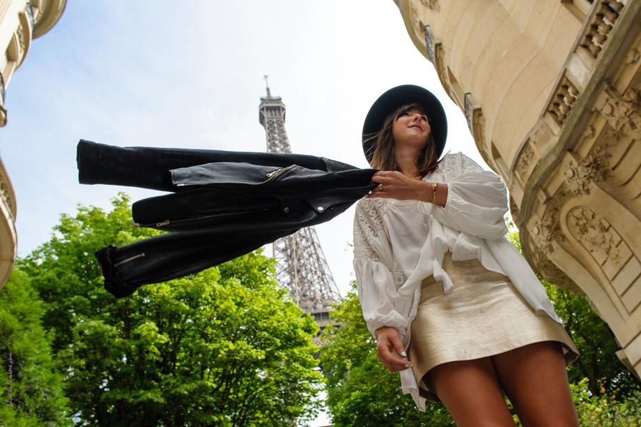 shooting photo dans le septième arrondissement