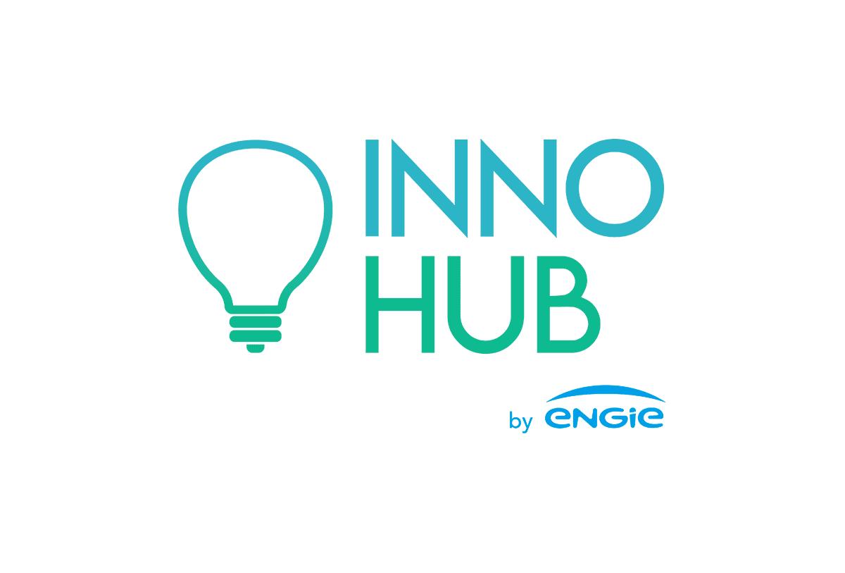 Studio bleu - Logo InnoHub
