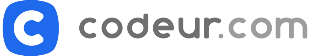 Studio bleu - Logo codeur studio bleu