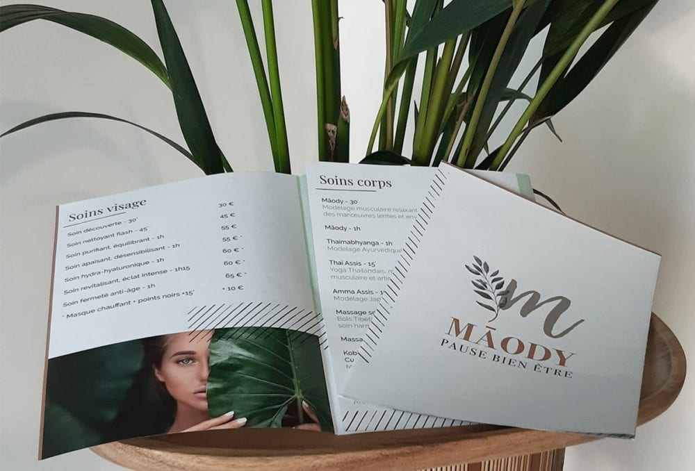 Maody institut brochure
