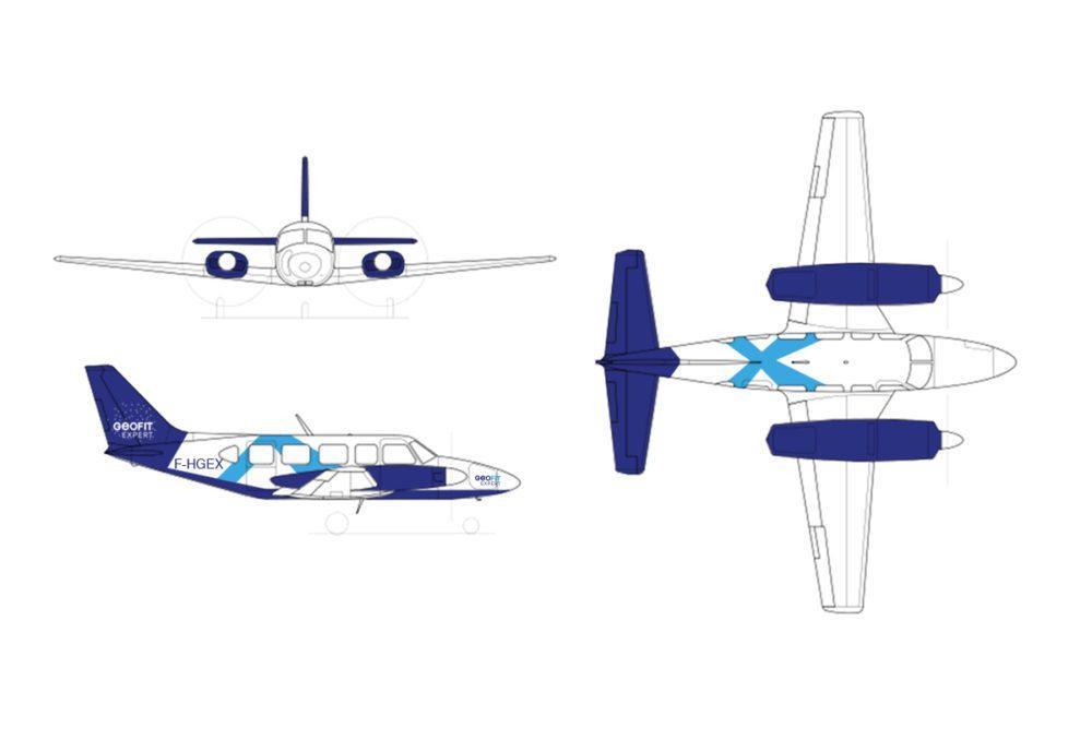 Geofit Expert peintures avions