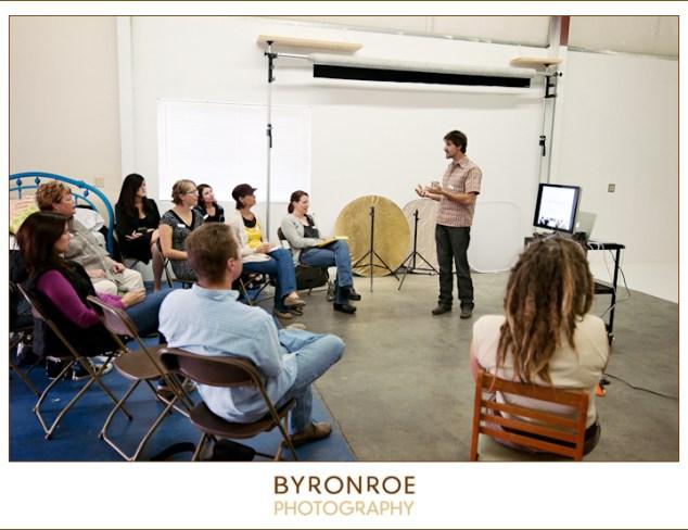 Byron Roe Photography Flash Workshop 1