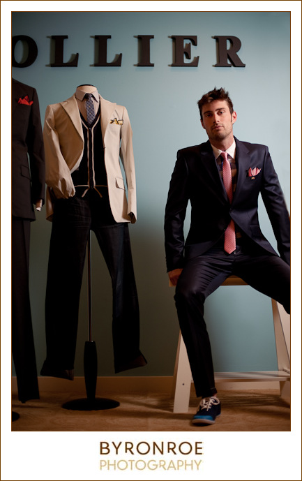 Fashionable Wedding Menswear by Collier in Portland Oregon 1