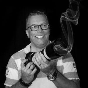 Fotograaf Chris de Gier