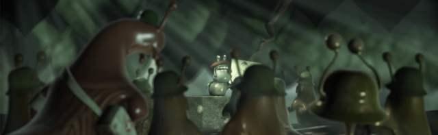 Court-métrage: Slug Invasion