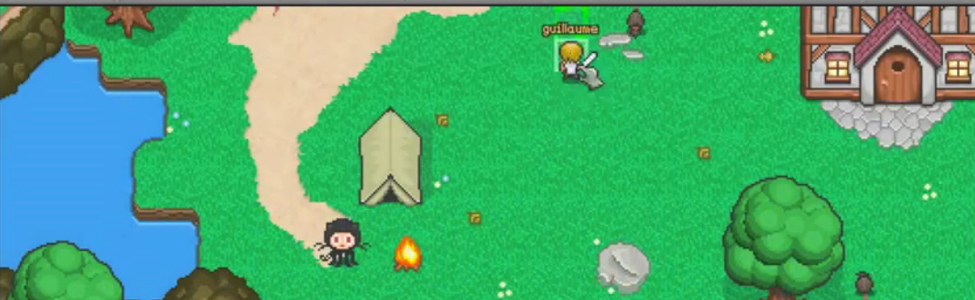 BRowser Quest - Le mmo de Mozilla