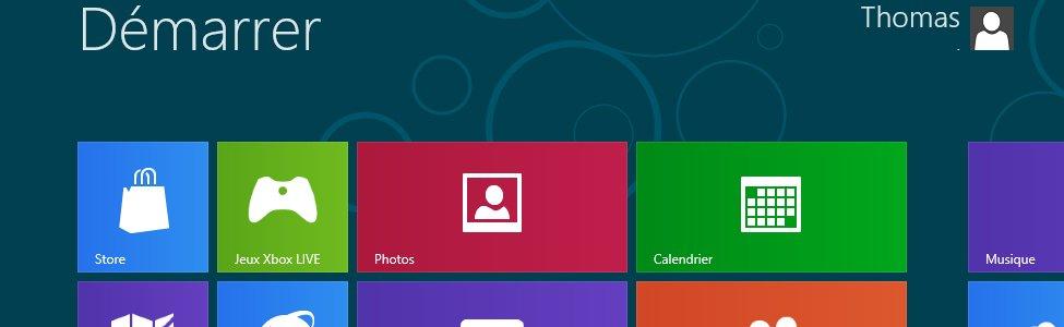 Windows8 en béta ouverte