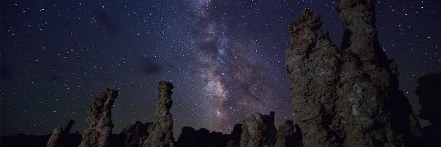 Timescapes - Des paysages magnifiques en 4K