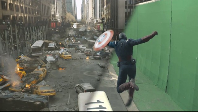 Making of: The Avengers – New York