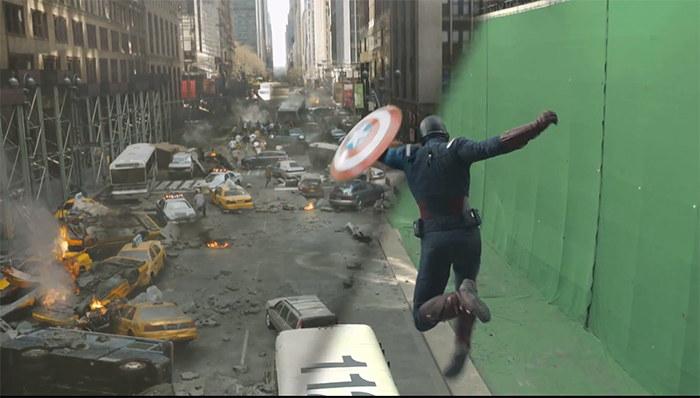 Making of: The Avengers - New York
