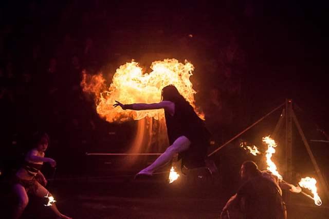 Maitres du feu 2018