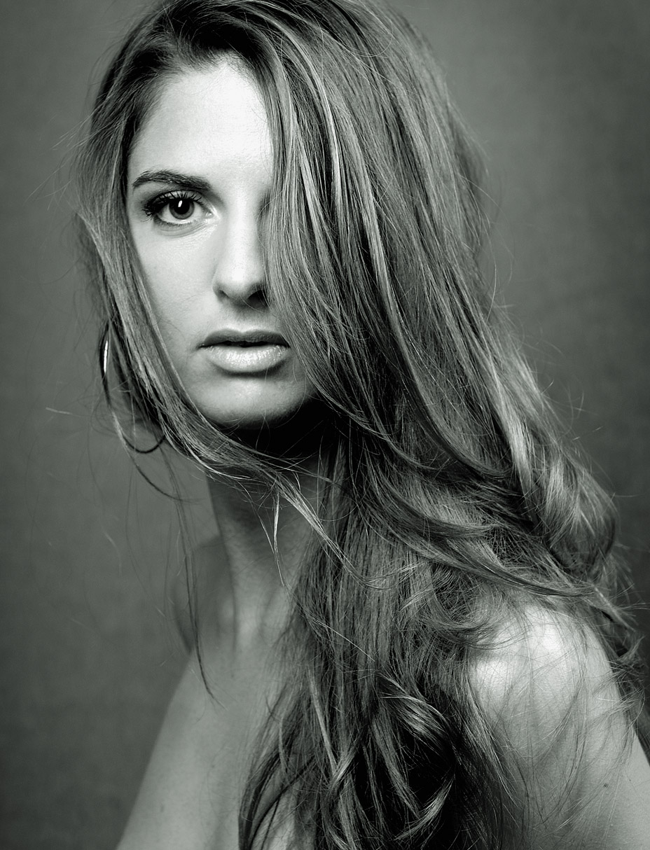 portrait feminin
