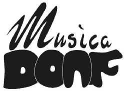 Logo Musica Donf