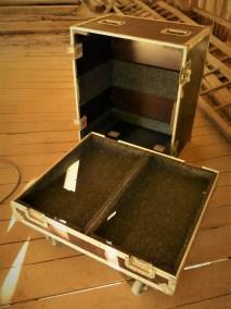 studio la boîte à meuh - flight case retours