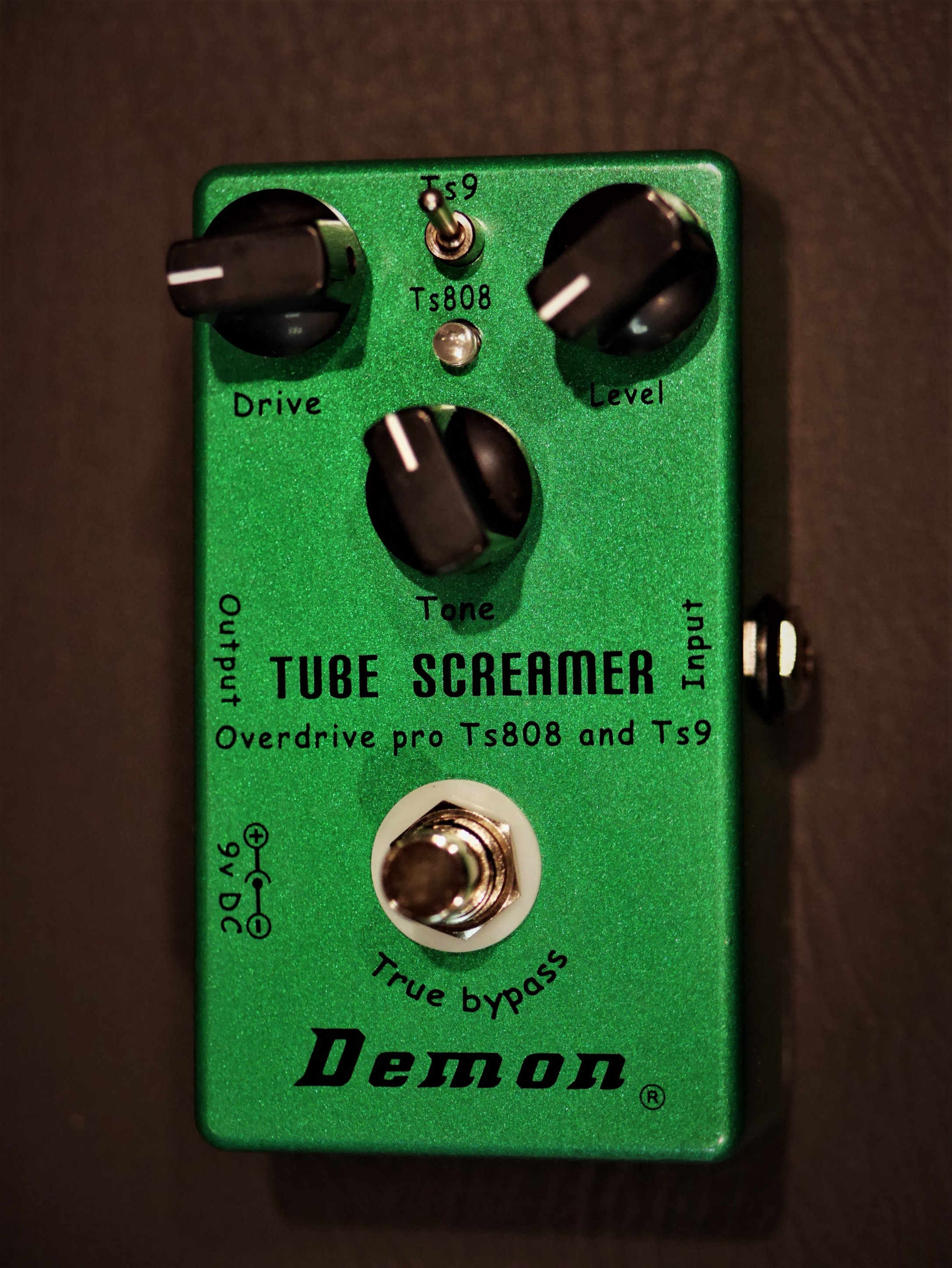studio la boite a meuh - Demon tube screamer