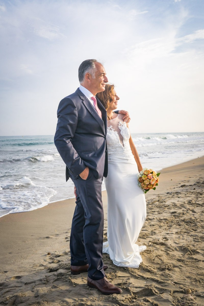 MARIAGE à SETE  de HELENE ET DIDIER
