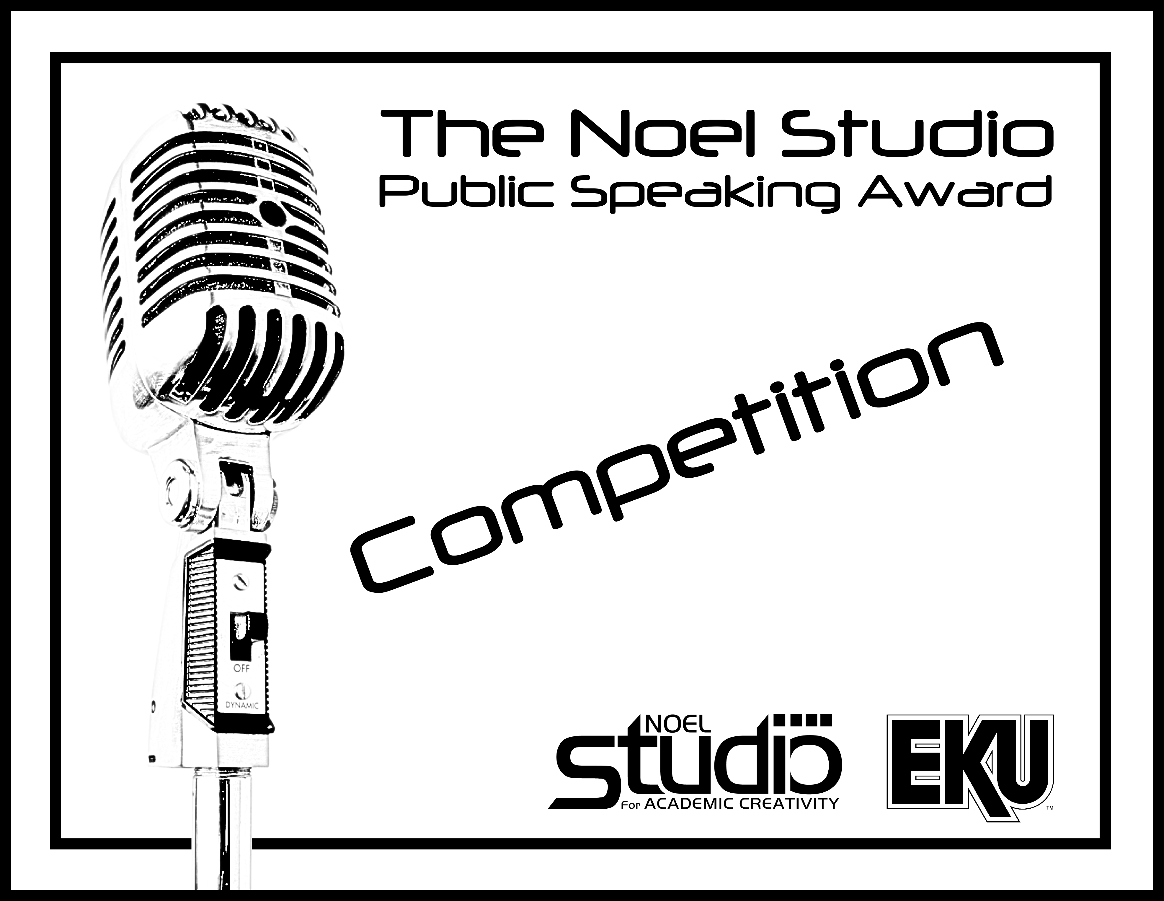 Third Public Speaking Competition Planned at Noel Studio