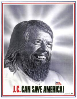 Американский политический плакат