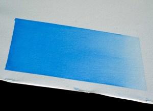 gradation watercolor wash