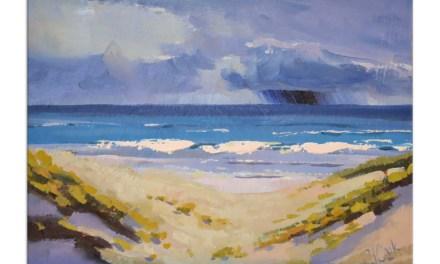 Ocean Showers II