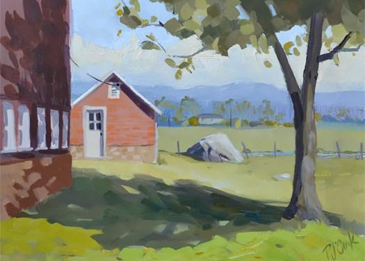 Farm Milk House