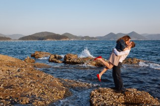 Tongyeong Korea Pre Wedding Photographer-11