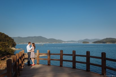 Tongyeong Korea Pre Wedding Photographer-7