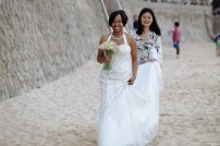 Busan Korea Haeundae Beach Wedding Photographer-17