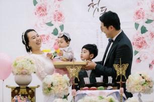 Tongyeong Korea Birthday Event Family Photographer 돌잔치 돌스냅 본식스냅-30
