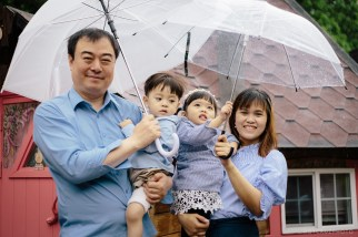 Geoje South Korea Family Portrait Photographer-4
