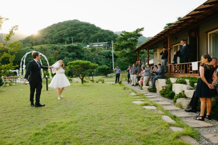 Gyeongju Ulsan Busan Korea Boutique Garden Wedding Photographer-55
