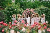 Busan South Korea Wedding Bridesmaids Portrait Photographer-3
