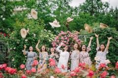 Busan South Korea Wedding Bridesmaids Portrait Photographer-4