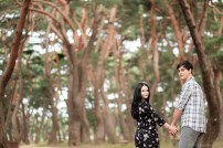 Hadong Gyeongsang South Korea Prewedding Engagement Photographer-6