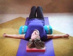 Restorative Yoga at Santosa